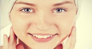 تهدى الوجه بعد إزالة الشعر